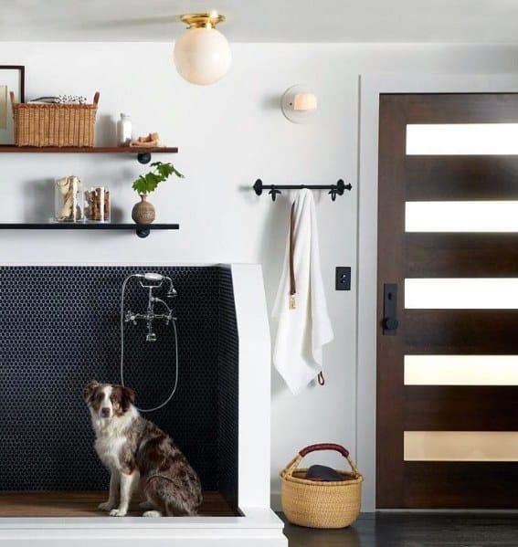 Awesome Home Dog Wash Station Ideas