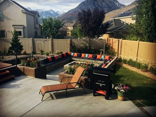 Awesome Backyard Ideas top 60 best cool backyard ideas - outdoor retreat designs