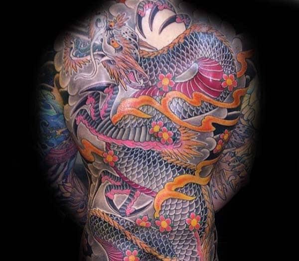 awesome-japanese-dragon-full-back-guys-tattoos