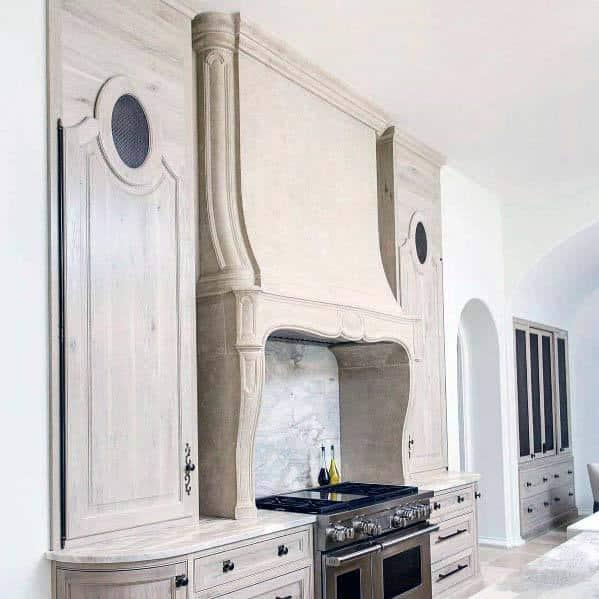 Top 60 Best Kitchen Hood Ideas - Interior Ventilation Designs