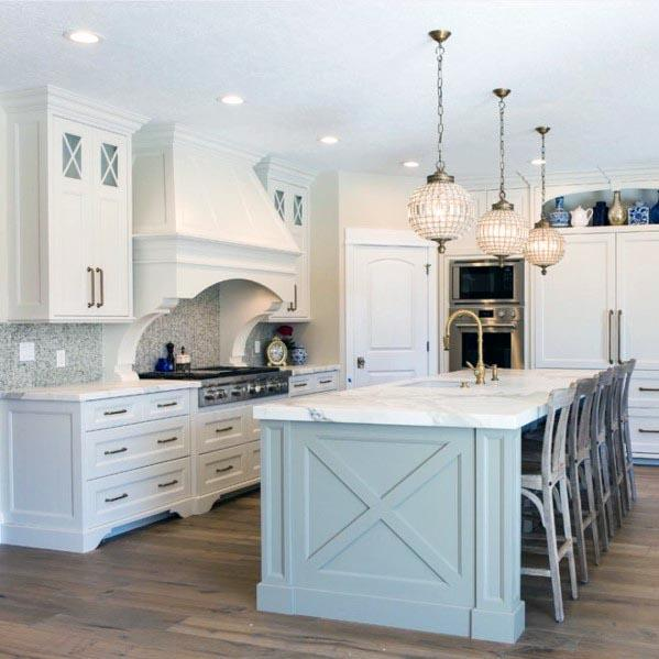 Awesome Kitchen Ideas White Color