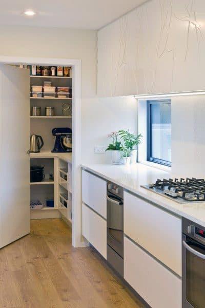 Kitchen Storage Organization Pantry
