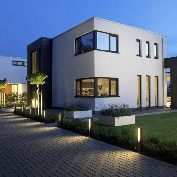 Awesome Landscape Lighting Ideas Contemporary Homes