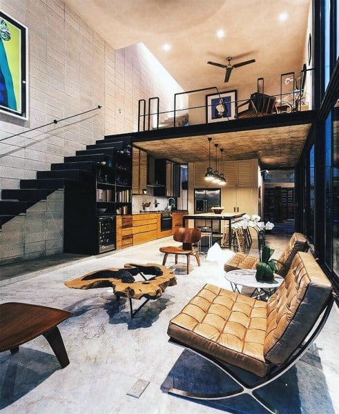 Top 70 Best Loft Ideas Cool Two Story Designs