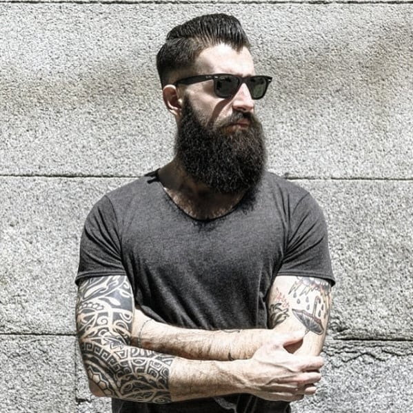 Awesome Male Beard Style Ideas