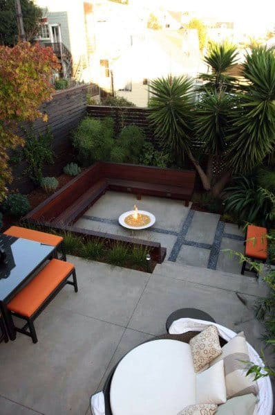 Captivating Awesome Modern Patio Ideas