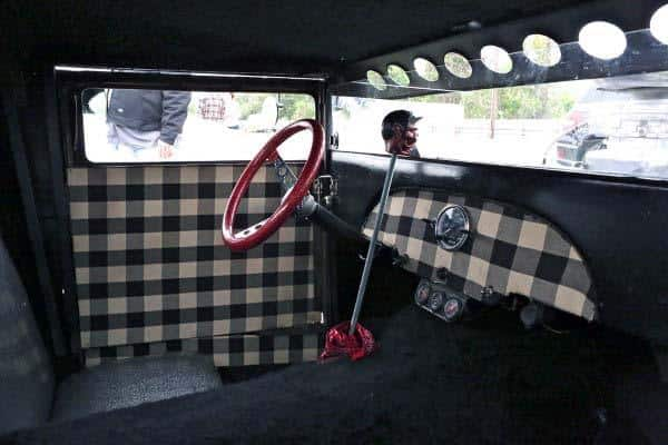 Awesome Rat Rod Interior Ideas