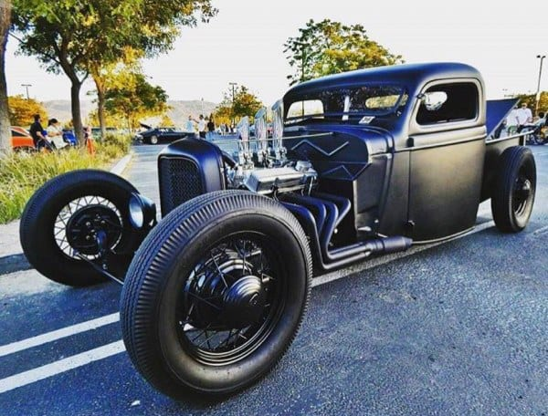 Awesome Rat Rods