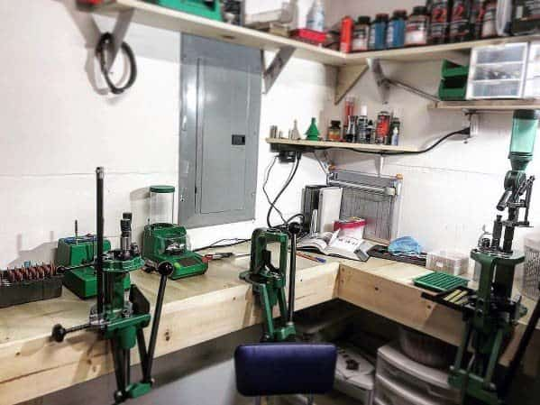 Awesome Reloading Bench Ideas