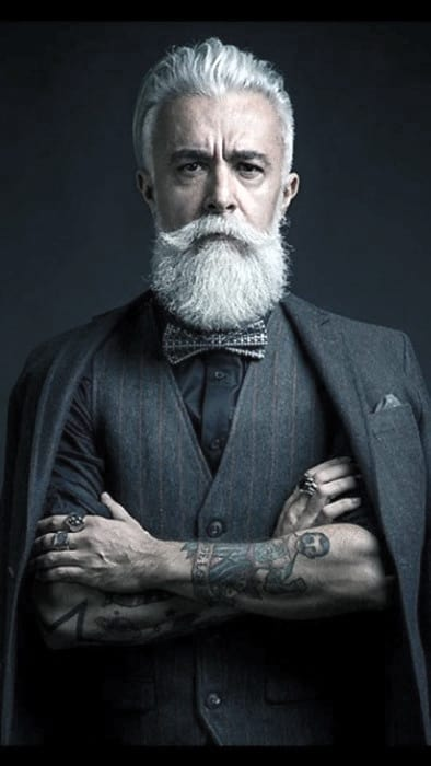 Awesome Rugged Fashion Mens Beard Styles