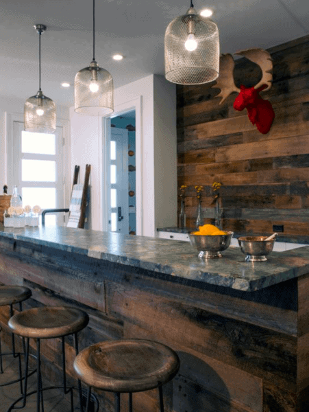 Awesome Rustic Bar Ideas