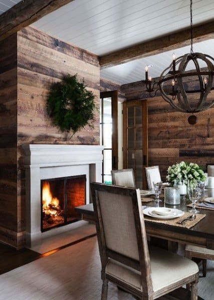Awesome Rustic Dining Room Ideas