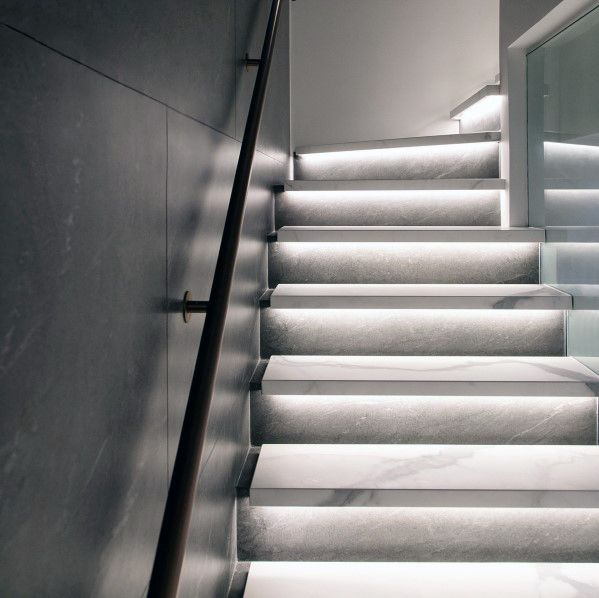Awesome Staircase Lighting Ideas Led Steps