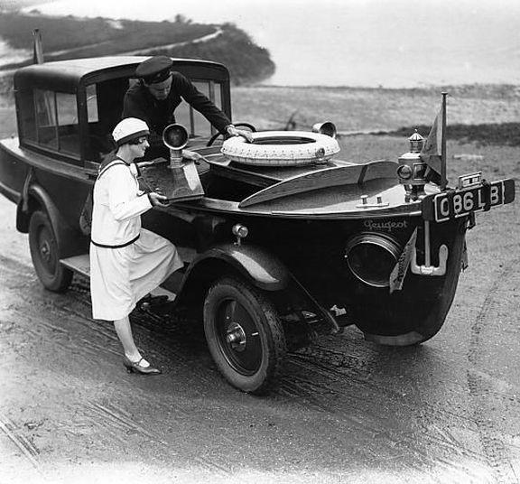 Awesome Strange Vintage Cars