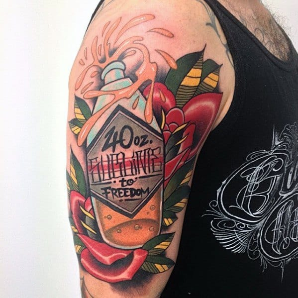 Awesome Sublime Tattoos For Men