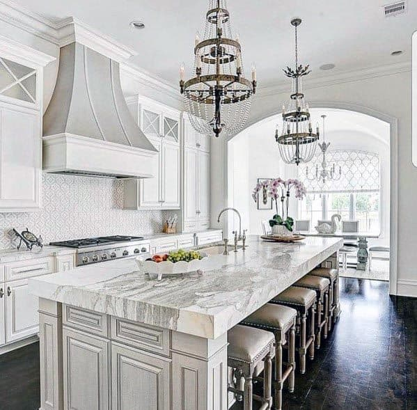 Awesome White Kitchen Ideas