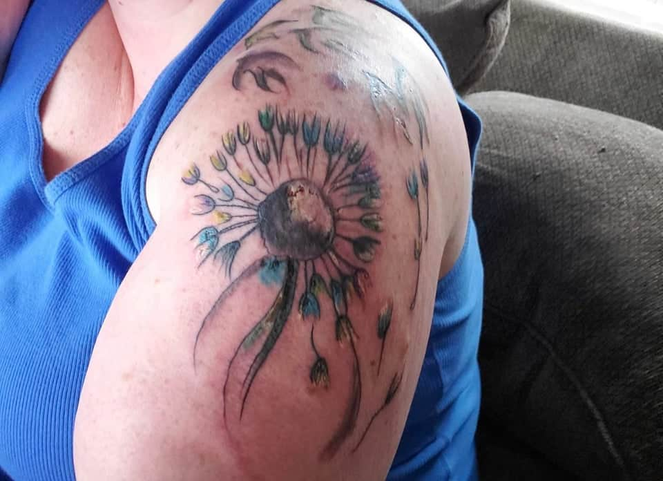 awful looking tattoo fail