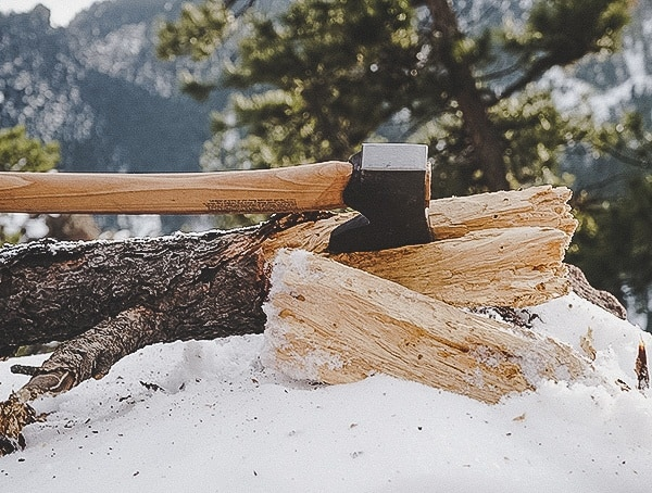 Axe Wood Splitting Hults Bruk Akka Review