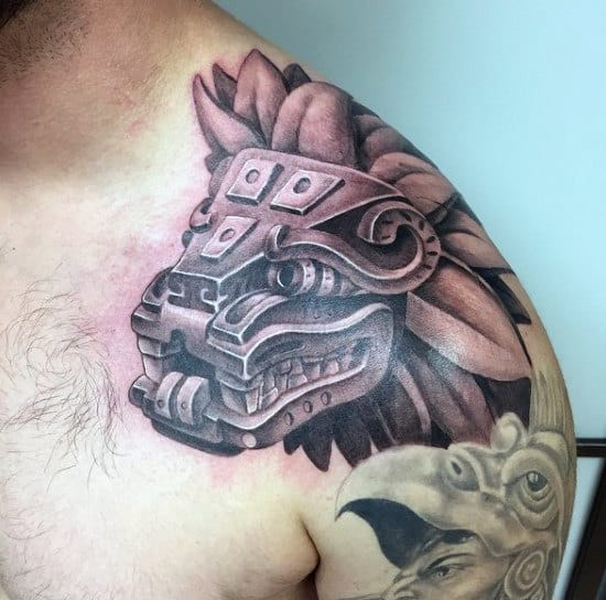 Aztec Tattoos Meanings For Men