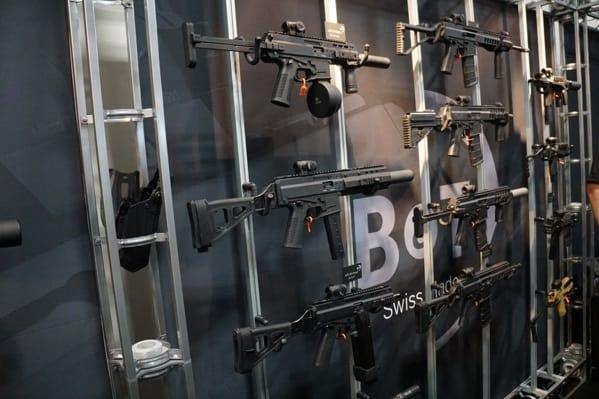 B And T Swiss Made Rifles
