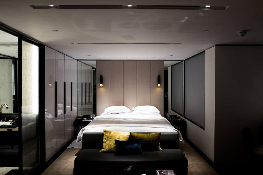 Bachelor Modern Bedroom Ideas