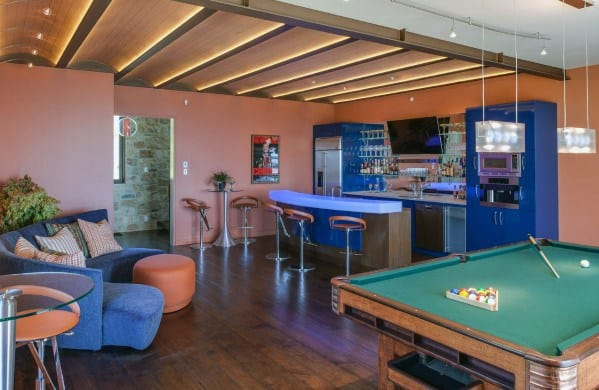 Bachelor Pad Cool Man Cave Ideas