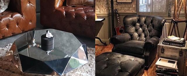 60 Bachelor Pad Furniture Design Ideas For Men – Masculine Interiors