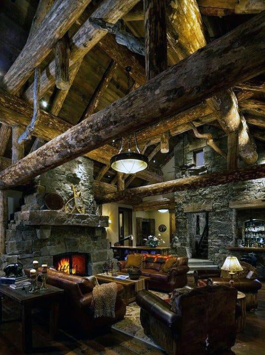 Bachelor Pad Interior Design For Living Room