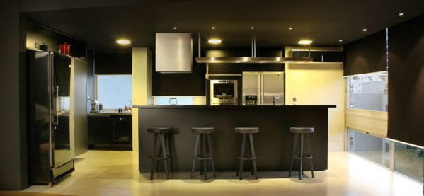 Bachelor Pad Kitchen