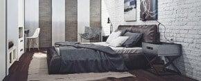 80 Bachelor Pad Men's Bedroom Ideas – Manly Interior Design