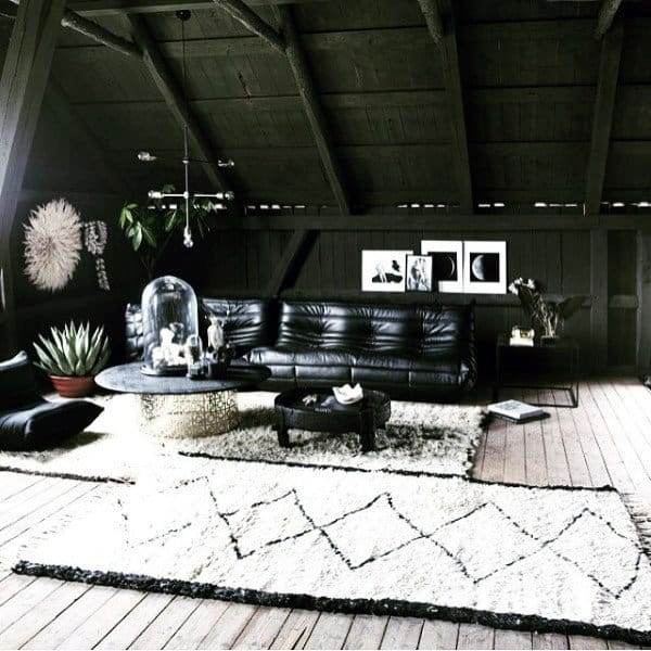 Bachelor Pad Mens Living Room Ideas