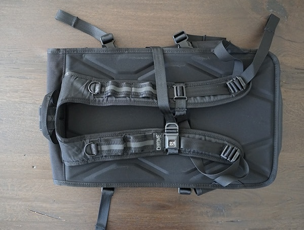 Back 22 Liter Chrome Industries Barrage Cargo Backpack