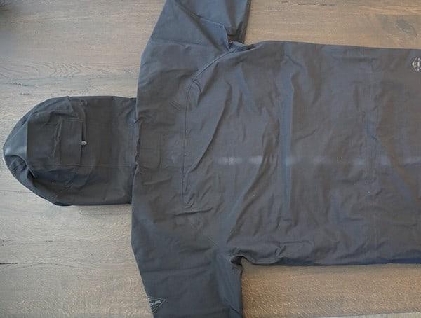 Back Mens Dakine Sawtooth Gore Tex 3l Jacket