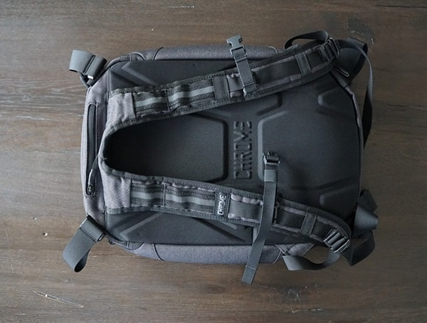 Back View Chrome Industries Summoner Backpack