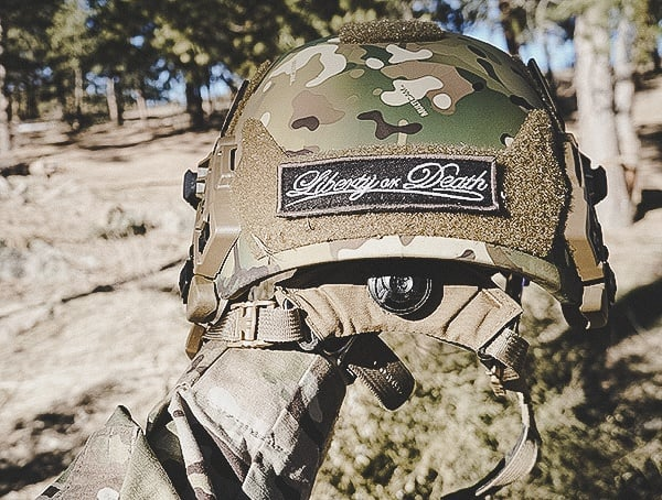 Back View Team Wendy Exfil Ballistic Sl Helmet Review With Boa Closure System