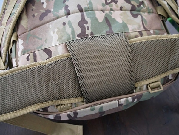 Backpack Mercury Tactical Recon Waist Belt Padding