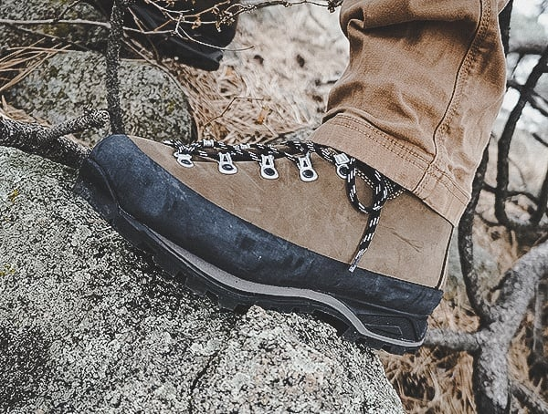 Backpacking Boots For Men Garmont Dakota Lite Gtx Boots Review
