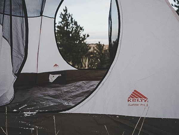Backpacking Tent Kelty Outfitter Pro 3 Reviews