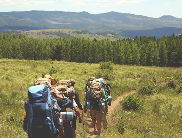 Backpacking Travel Guide Outdoor Recreation Jobs