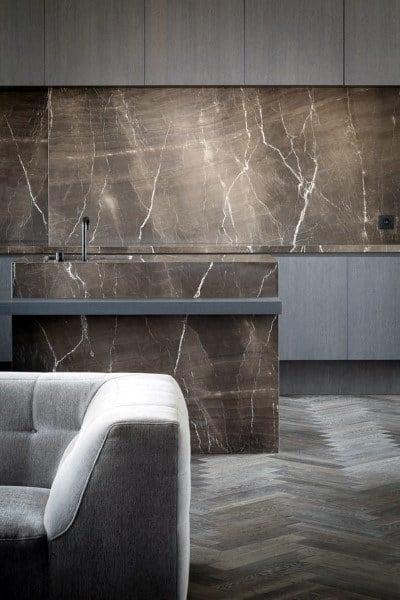 Backsplash Kitchen Ideas Ultra Modern