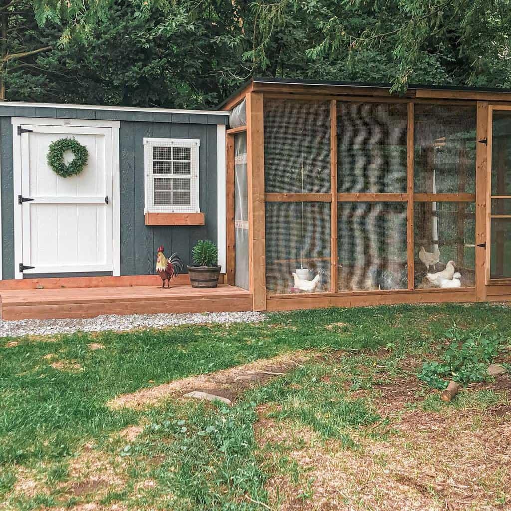 backyard chicken coop ideas northernlightshome