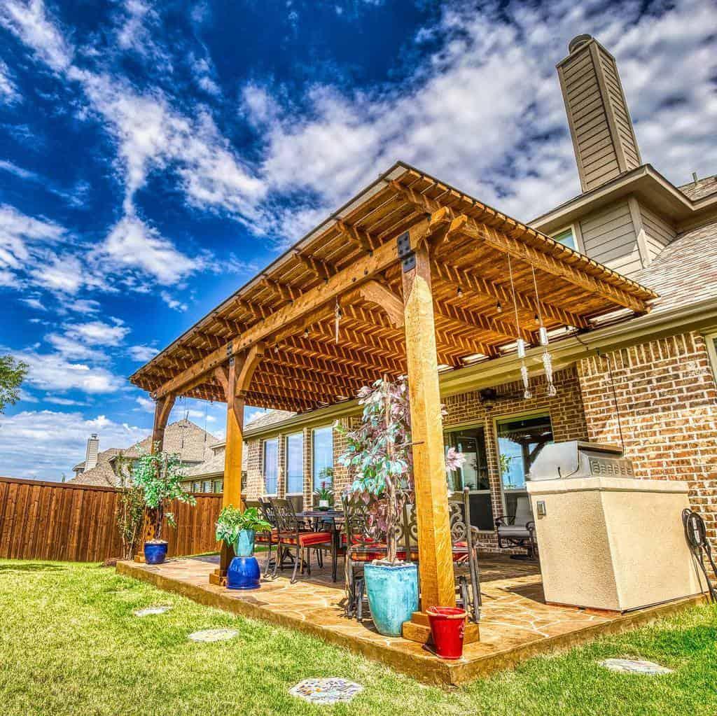 backyard covered patio ideas cover_your_pergola