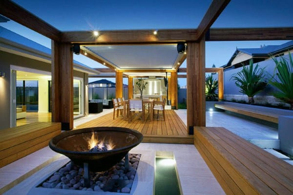Top 60 Best Backyard Deck Ideas - Wood And Composite ... on Wood Deck Ideas For Backyard id=27165