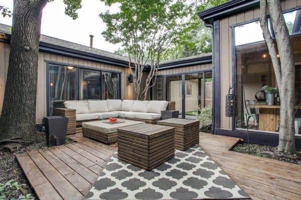Backyard Deck Kits