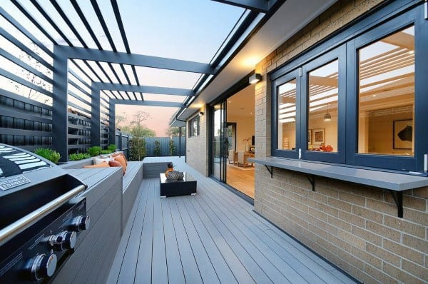 Backyard Decks And Patios Ideas
