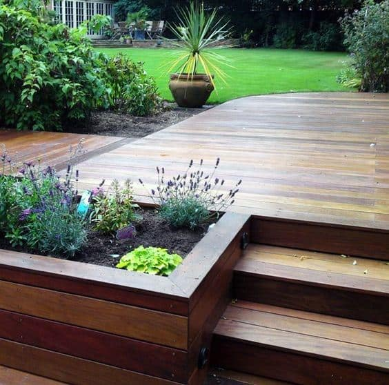 Backyard Decks Designs