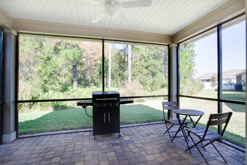 backyard enclosed patio ideas 10