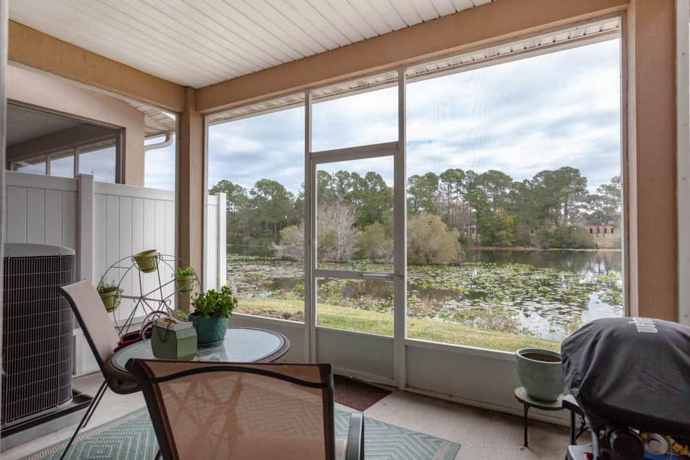backyard enclosed patio ideas 13