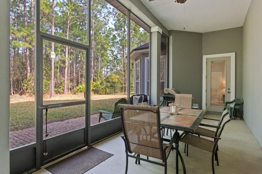 backyard enclosed patio ideas 2