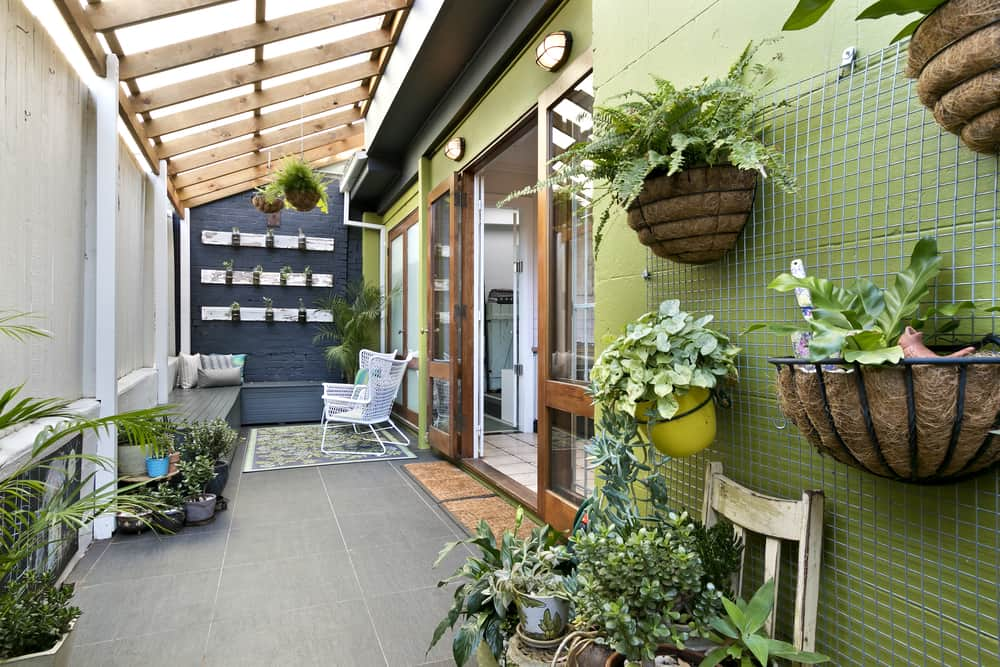 backyard enclosed patio ideas 4